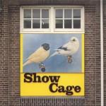 Robert Wevers Show Cage, Oogbaden 1991