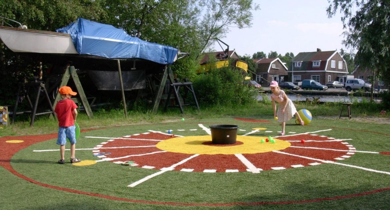 proeftuin2, nieuwe meer 1+2 juli 2006