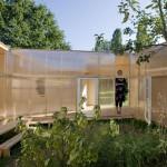 EXPO Ideeënprijsvraag Atelier Malkovich. Een tentoonstelling van 8 ateliergebouwen schaal 1:2. Van 23 augustus t/m 28 september 2008.