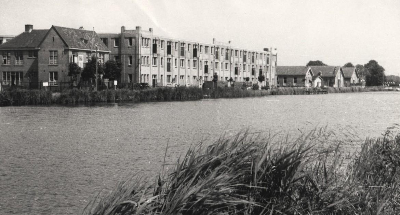 Nieuw en Meer complex 1951. Photo: Gemeentelijke Archiefdienst Amsterdam