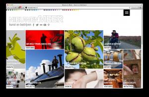 Website Nieuw en Meer