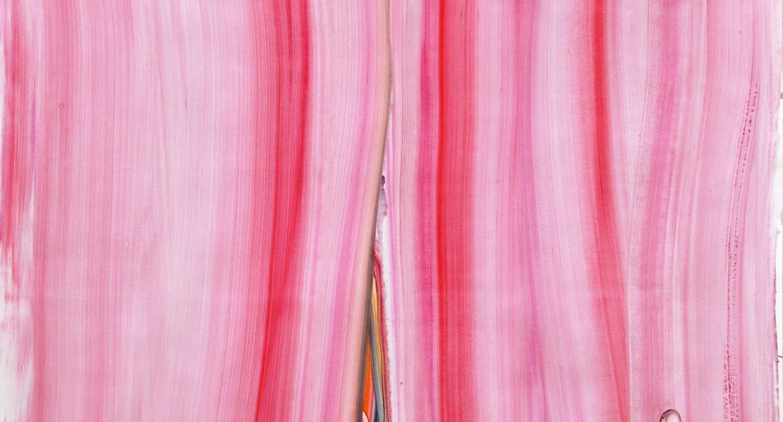 Sander van Deurzen - untitled 200x150cm acrylic on paper 2013 (
