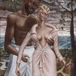 Adam and Eve IV - Frans Franciscus