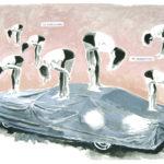 DO CARS DREAM OF HORSEPOWER?