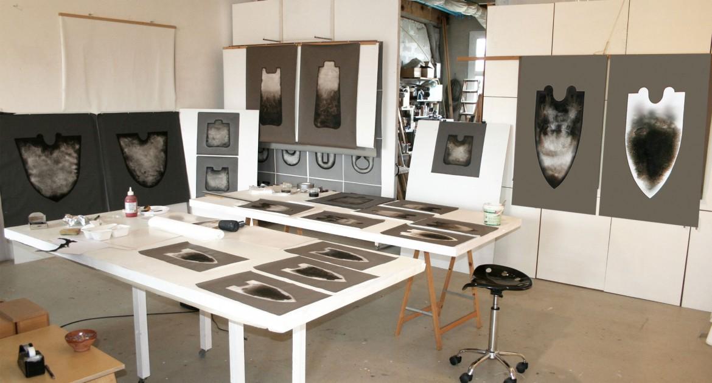 Atelier Kiesewetter mei 2015