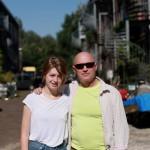 Yuri en Anna Halberstadt