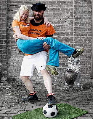 Profs, open dagen Nieuw en Meer, 2006. Fotografie Thomas Lenden