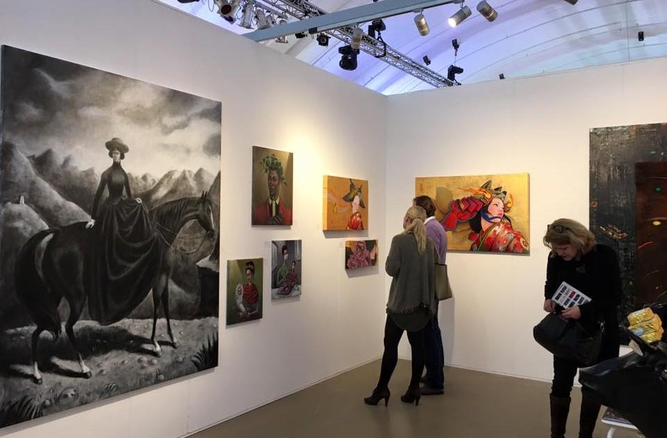 Frans Fransiscus bij Rotterdam Contemporary