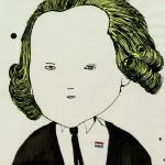 d.a.t. tekening  Tammo Schuringa, Claudie de Cleen,