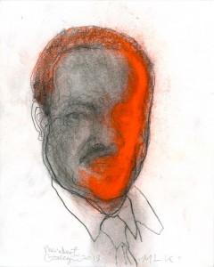 Unidentified Celebrity (MLK), Meinbert Gozewijn van Soest