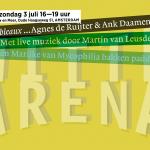 Witte Arena - Tableaux. Agnes de Ruijter en Ank Daamen