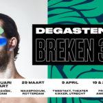DEGASTEN speelt Breken