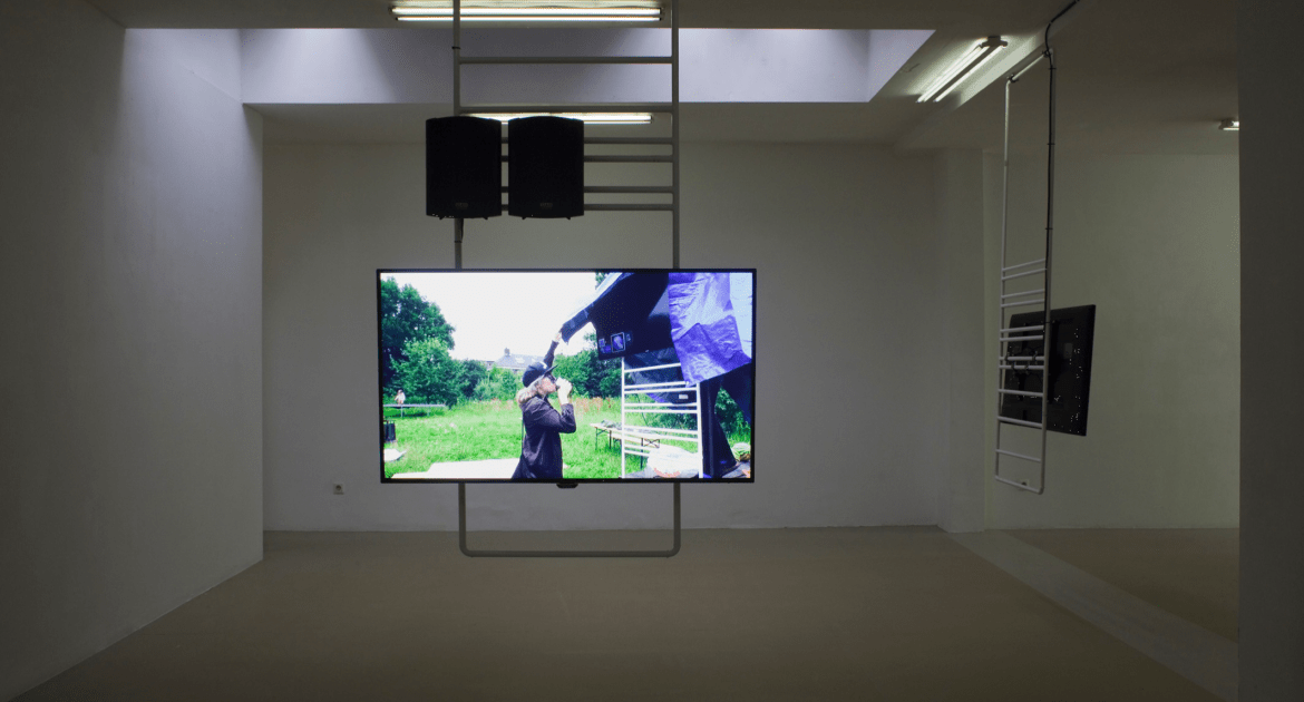 """Viewing Show called spies (2017)"""" by Dan Walwin"""