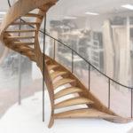 Trap gemaakt in werkplaats