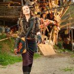 "Fotoshoot in hippie-community Beneficio. Foto Martien de Man, kleding en styling ""Mittring and Friends"""